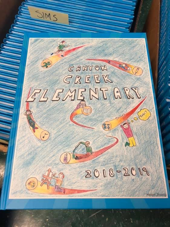 2018-2019 CCE Yearbook